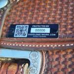 Saddle Network: Effective, Proactive Saddle Theft Prevention