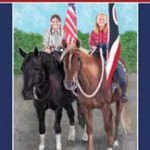 Christian author publishes book for young cowgirls