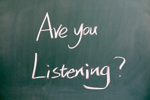 Do Your Listening Skills Need a Tune-Up?