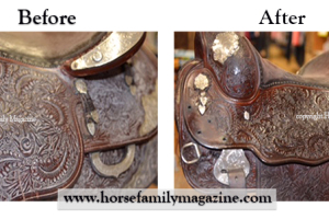 Mold On Your Tack?  Get Rid Of It – Part One