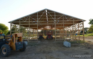 Building Our Barn –  Roofing Insights & Builder Trust