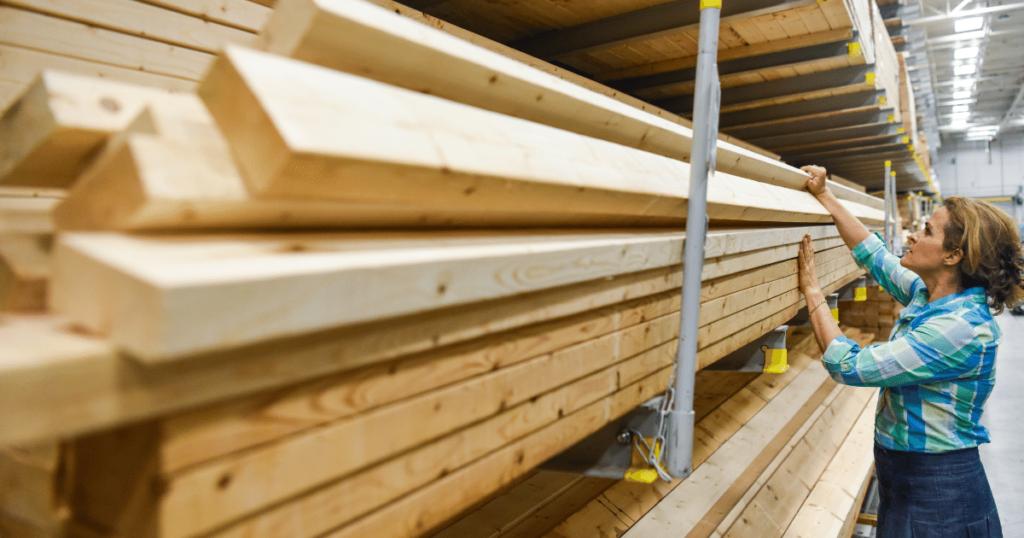 Barn Materials Wood